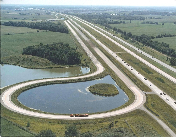Construction kickoff at MnROAD, the state's high-tech road research facility (updated)