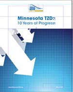 Cover of TZD Decade of Progress report