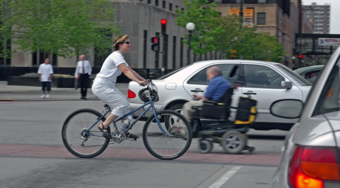 Bicycle and pedestrian research roundup