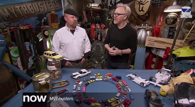 Mythbusters screen shot