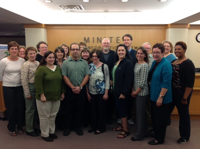 Minnesota hosts annual meetings of transportation librarians