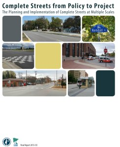 Complete Streets guidebook