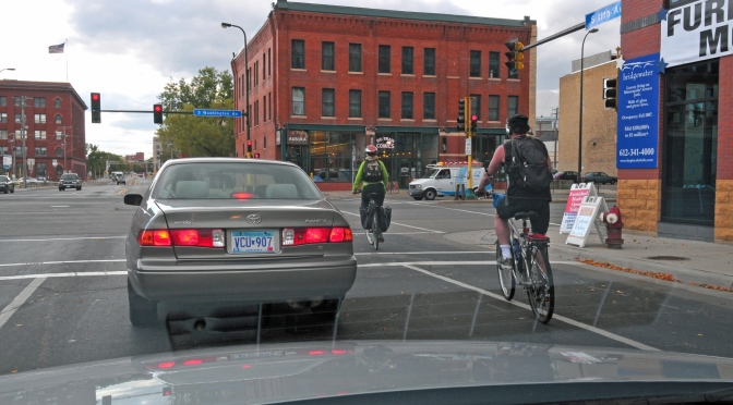 Three common questions about bike lanes, answered
