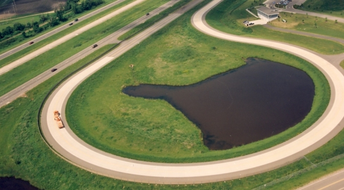 MnROAD earns concrete pavement association award