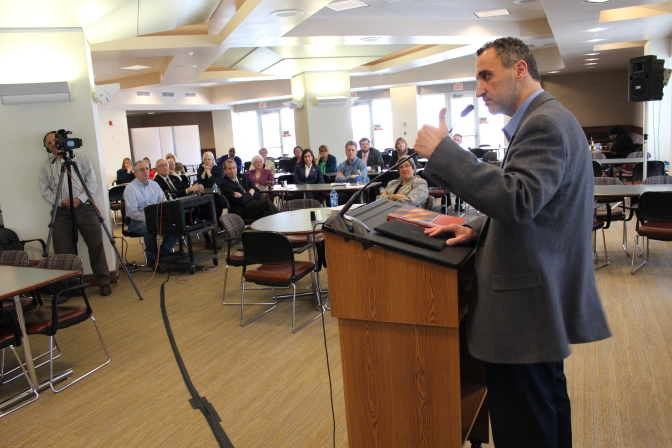 MnDOT leaders highlight TRB benefits at forum