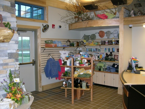 Rest areas in Brainerd and Cass Lake, Minn., can now offer a tourism-related gift shop, thanks to a change in state law.