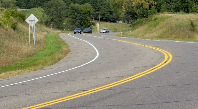 Six effective low-cost safety improvements for roads