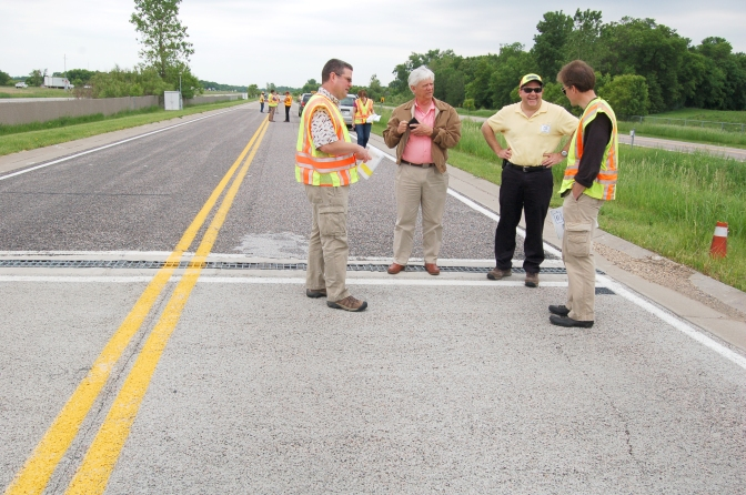 Peer Exchange: Pavement researchers face similar issues, financial pressures