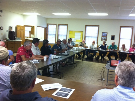 Beltrami County roundtable disucssions helped stakeholders appreciate diverse viewpoints.