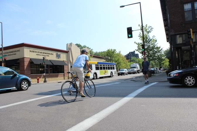 Five Innovative Ways to Make Bicyclists and Pedestrians Safer