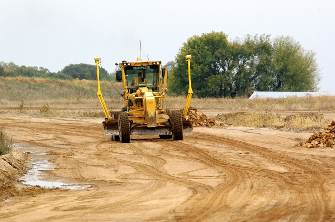 Drinking water solutions may help construction site runoff