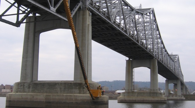 Continuous Scour Monitoring Improves Bridge Safety