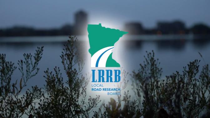 Minnesota Local Road Research Board logo