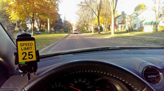 New project: Effectiveness of Teenage Driver Support System
