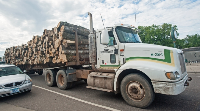 New Tool Measures Impact of Heavy Trucks