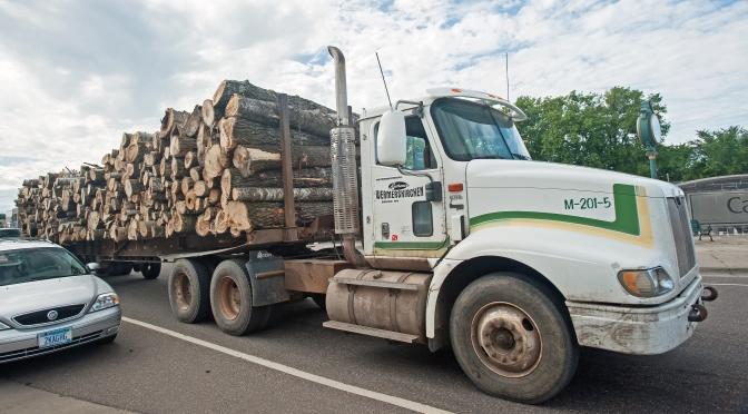 New Tool Measures Impact of Heavy Trucks