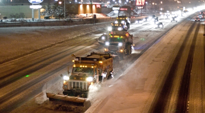 10 Ways Transportation Research Keeps Minnesotans Moving in the Winter