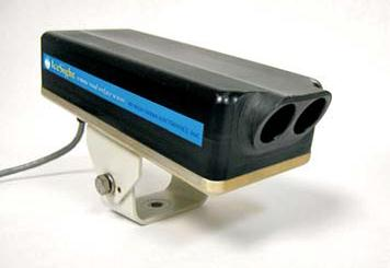 MnDOT it testing a mobile surface condition sensor that provides real-time surface weather condition of roadways.