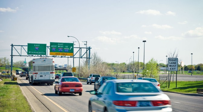 Travel behavior study shows drivers are spending less time traveling