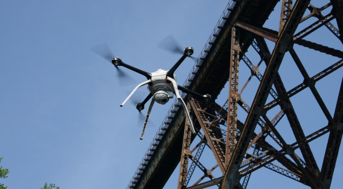 Drones, slope slide prevention among MnDOT's research implementation picks