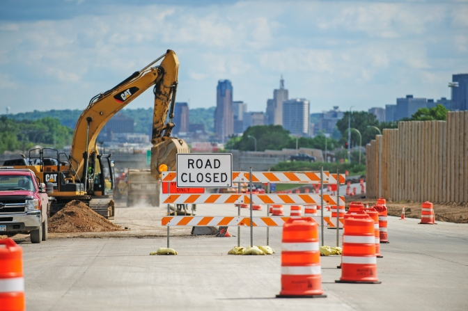 MnPASS extension on I-35E shaped by U of M study