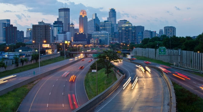 Census report looks at U.S. commuting patterns; U of M report analyzes Twin Cities' patterns