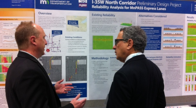 MnDOT shares knowledge at national research conference
