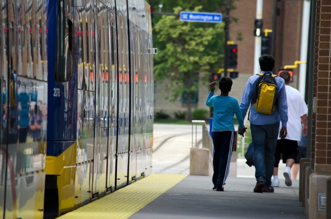 For millennials, car ownership and family life may not be obstacles to transit use