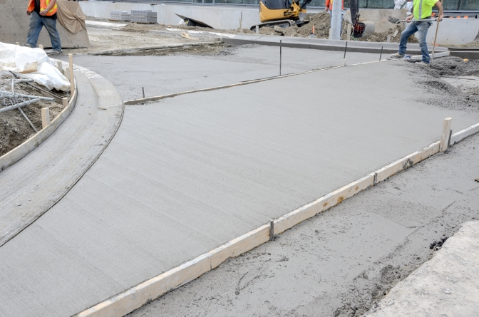 Thicker may not equal stronger when building concrete roadways