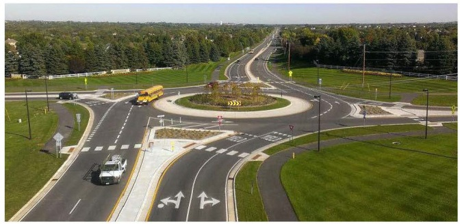 Choosing Effective Speed Reduction Strategies for Roundabouts