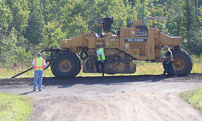 Recycled Asphalt Pavement Use is Increasing