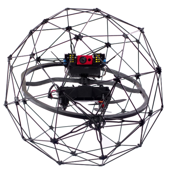 New Project: Phase 3 of Drone Bridge Inspection Research Focuses on Confined Spaces