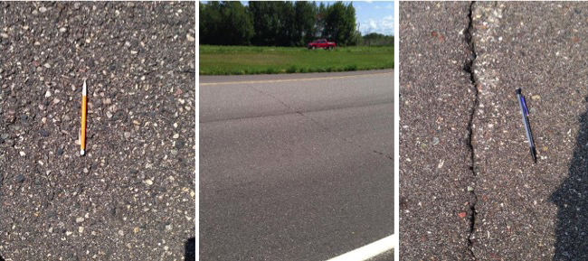 Research Confirms Low-Binder Asphalt Pavement Mixtures Prone to Cracking