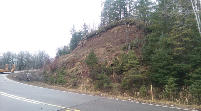 County GIS Maps Help Road Departments Anticipate Slope Failure