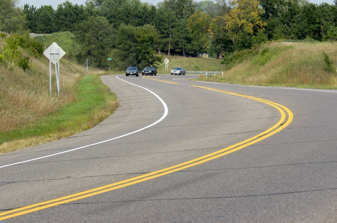 Prioritizing Pavement Markings on Low-Volume Roads