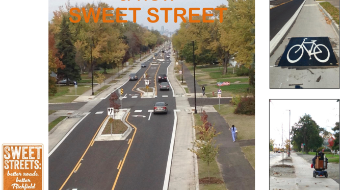New Project-Quantifying the Impacts of Complete Streets: The Case of Richfield