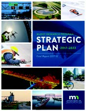 Coverpage of Research Services Strategic Plan