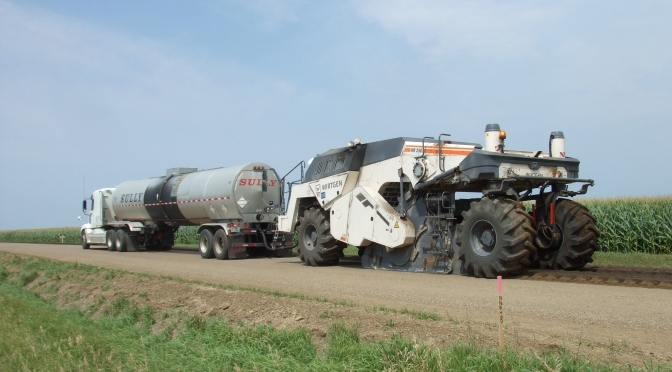 Recycling Asphalt Pavement Offers Strong Alternative to New Aggregate Base