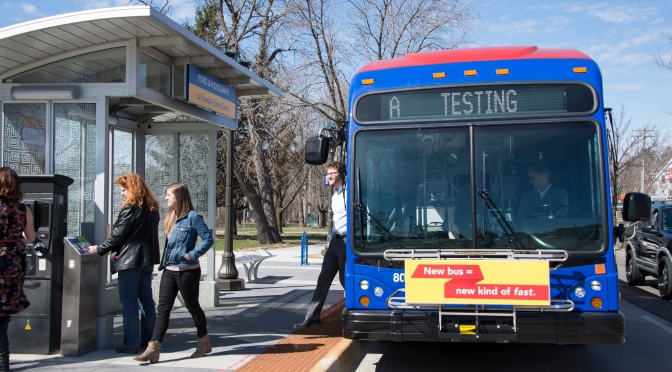 Impact of Arterial Bus Rapid Transit on  Traffic and Users