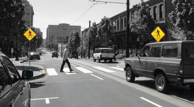 Selecting Uncontrolled Pedestrian Crosswalk Treatments