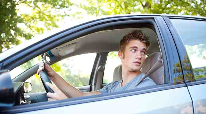 Smartphone-Based Coaching for New Teen Drivers May Offer Long-Term Benefits