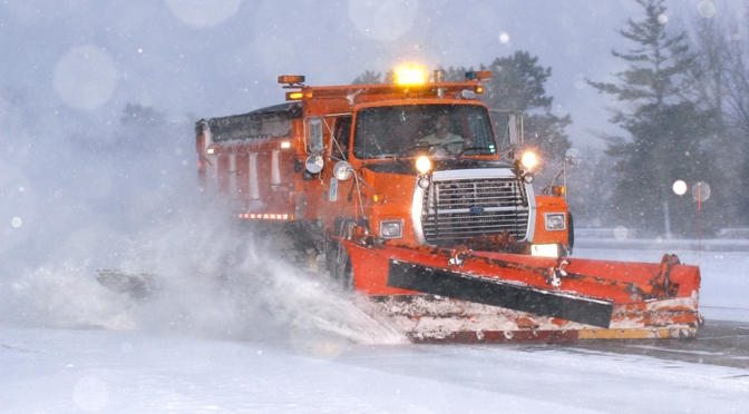 Improving Winter Maintenance: Pilot Testing New Snowplow Technologies
