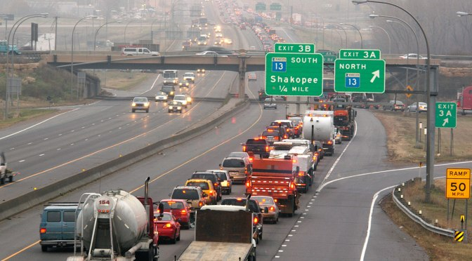New Project: What COVID Travel Reductions Tells Us About Effective Congestion Relief